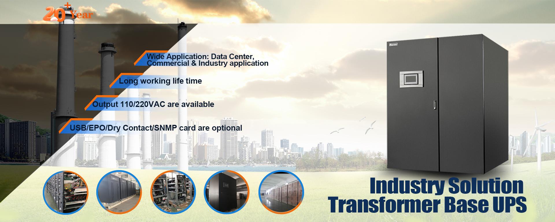 online transformer base ups
