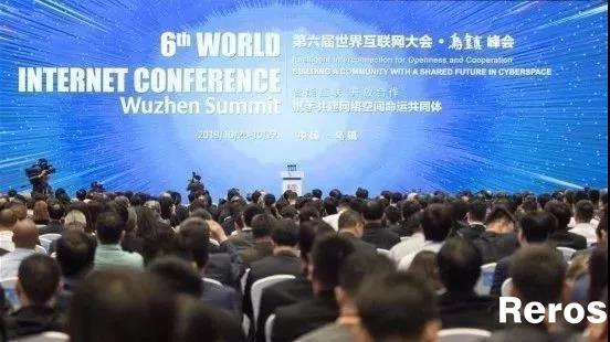 Reros Power escorts the Internet Summit