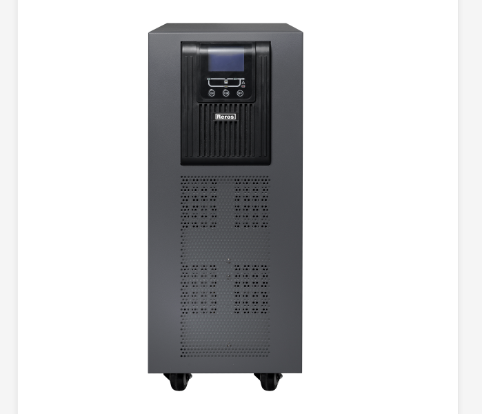 High frequency Online Transformerless UPS-W /3W 6-20KVA