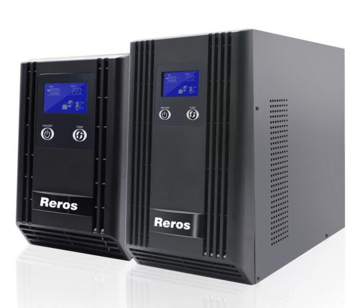 High frequency Online Transformerless UPS AW1-3K / RAW1-3K(110VAC)